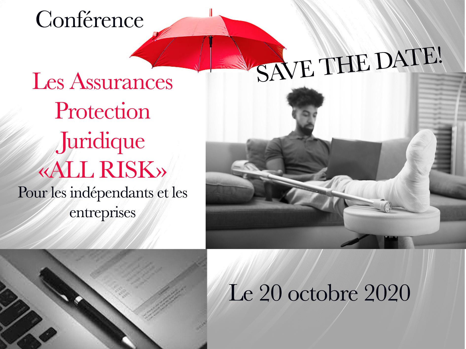 Conférence sur les Assurances Protection Juridique